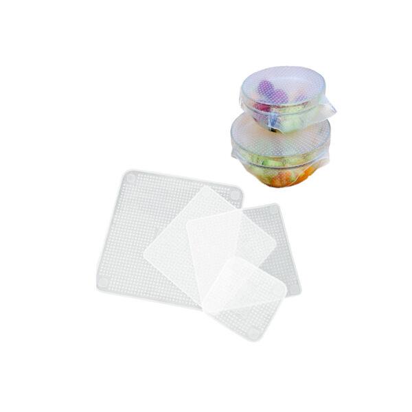 silicone wrap