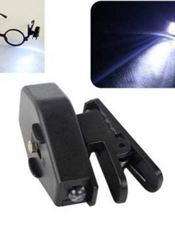 clip on light for glasses