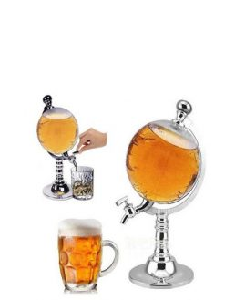 buy crystal globe drink dispenser