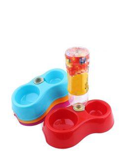 plastic dog bowls