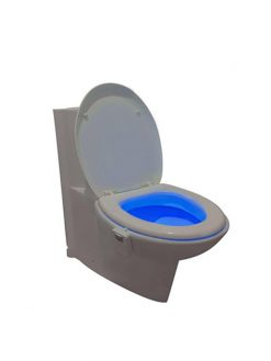 toilet light sensor