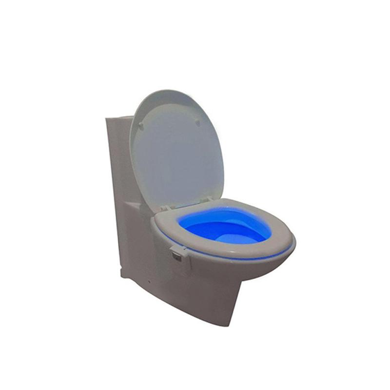 8 Colors Motion Sensor Led Toilet Night Light Mexten Very