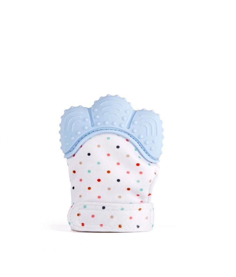 baby teething glove