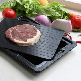 Home Defrosting Plate