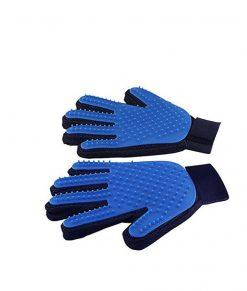 Pet Deshedding Brush Glove