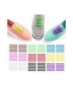 silicone shoe laces