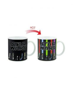 star wars mug star wars heat change mug