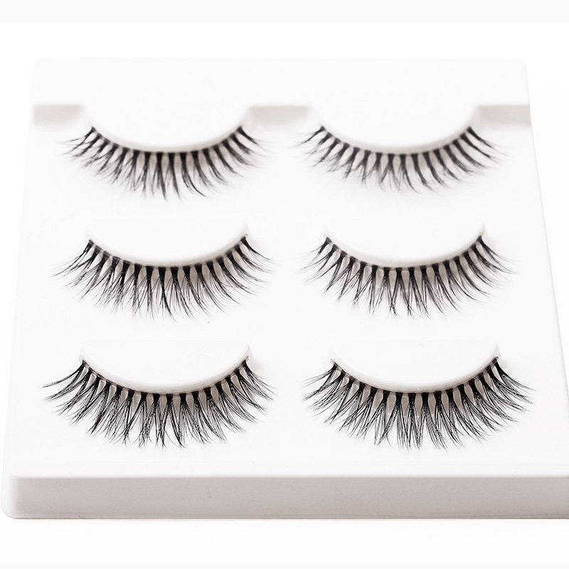 3d Natural Eyelashes Mexten Product Is Of Very High Quality