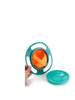 non spill baby bowl
