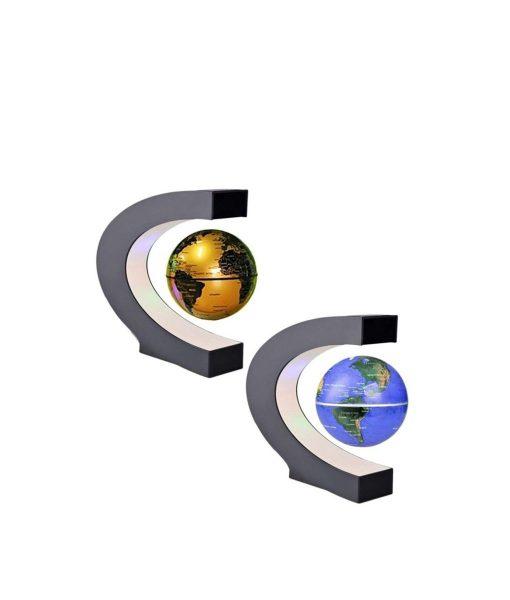 globe world map decor