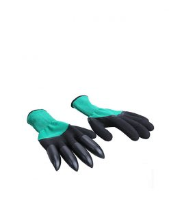 garden gloves with claw