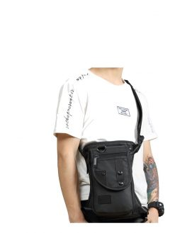 drop leg bag biker leg bag