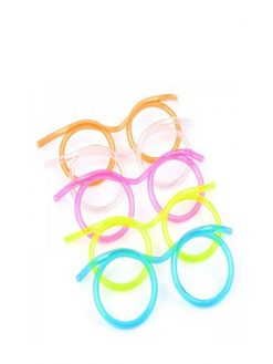 Creative Spectacles Straw