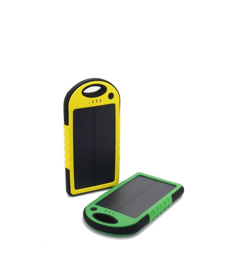 best waterproof solar charger