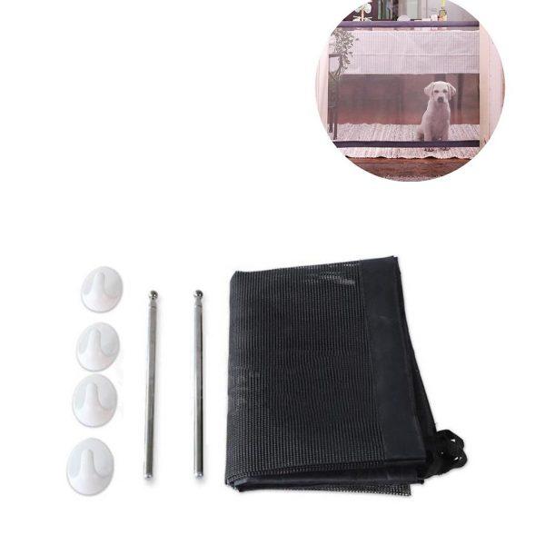 Magic-Gate Portable Folding Safe Guard