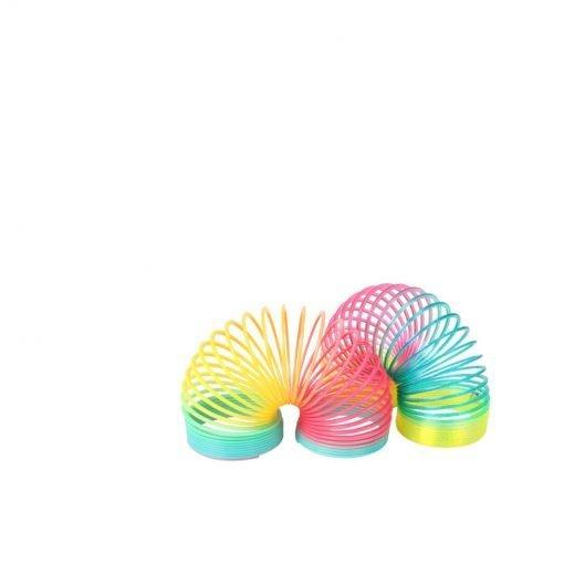 plastic spring