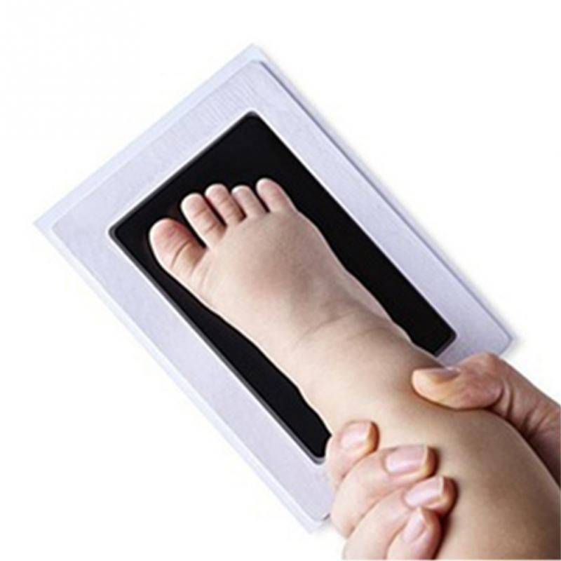 Baby Handprint Footprint Ink Pads Mexten Product High Quality