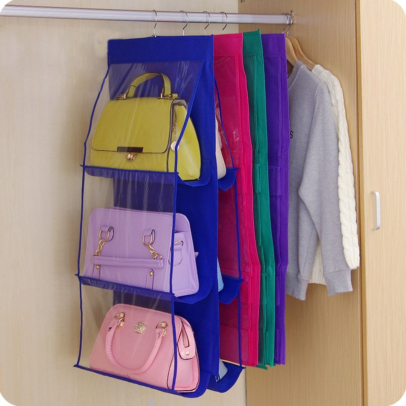 Hanging Handbag Storage Organizer