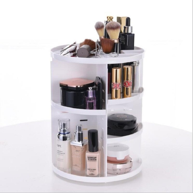 Rotating Makeup Organizer Mexten Product Is Very High Quality