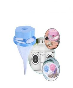 buy Flower Shape Floating Filter Mesh Bag