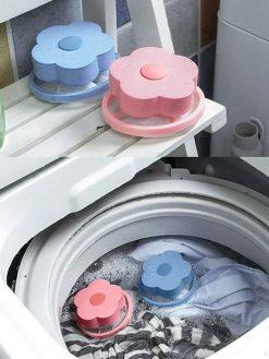 washing machine hair catcher