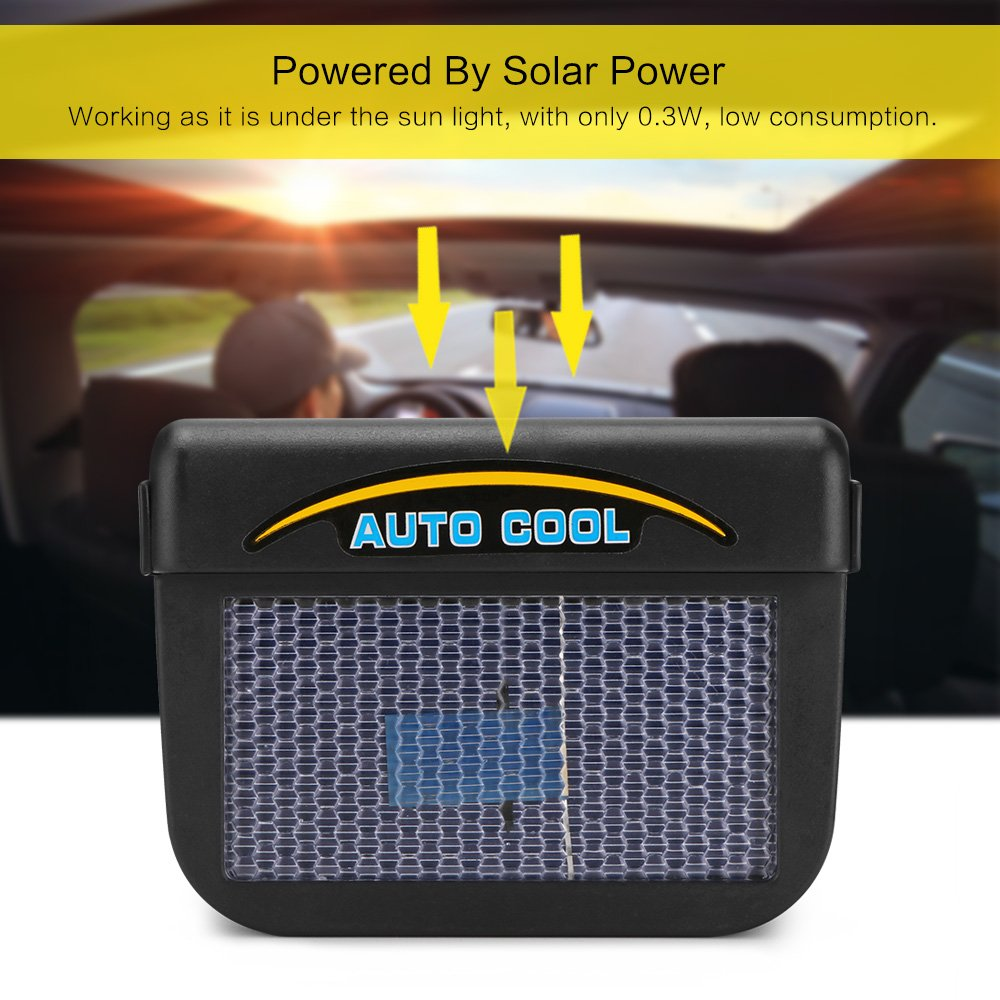 Cool Solar Powered Fan Mexten Product Is Of Very High Quality