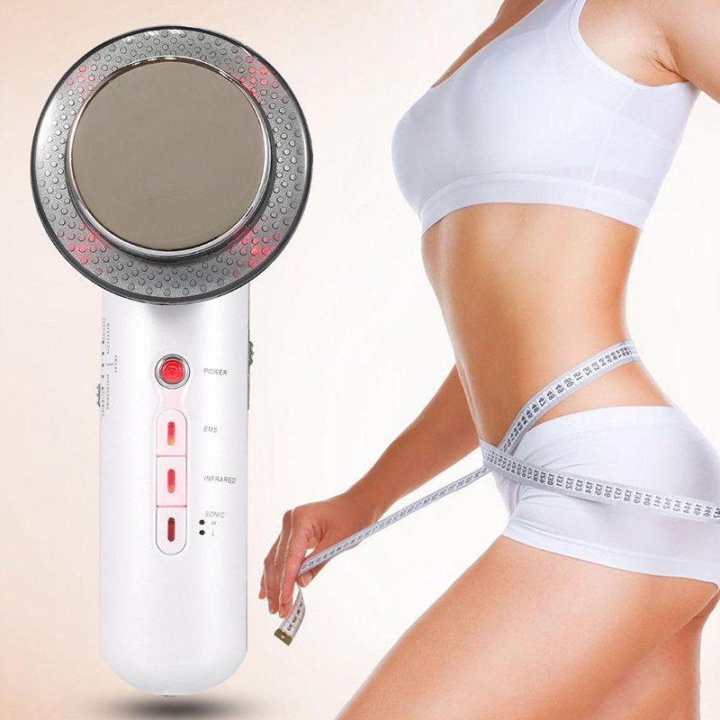 Infrared Ultrasonic Slimming Body Massager