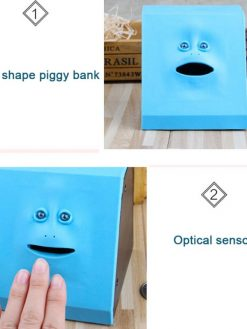 Coin Eating Bank