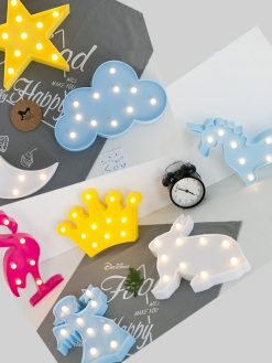 Decorative LED Night Lights