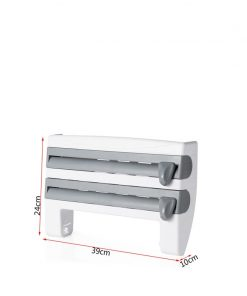 kitchen towel holder towel holder