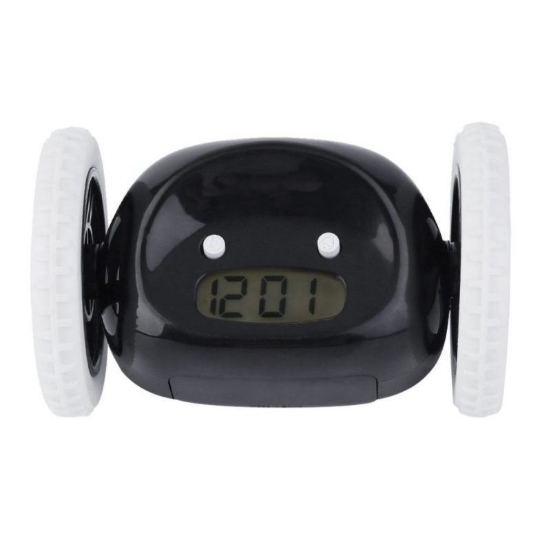 Runaway Alarm Clock Mexten Product High Quality