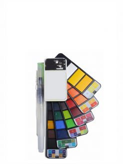 watercolor set watercolor paint set