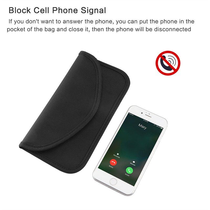 All signal blocker - rfid signal blocking wallet
