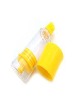 buy silicone honey oil brush bottle