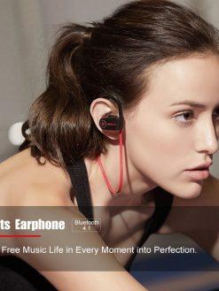 Wireless Waterproof Headphones for Sports