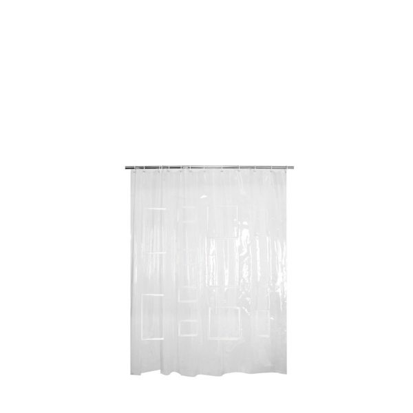 device mount shower curtain shower curtain