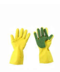 buy Scrub Sponge Gloves