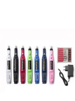 1Set Professional Electric Nail Kit