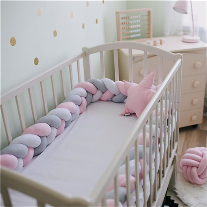Baby Bed Bumper Knot-Mexten Product is of very high quality
