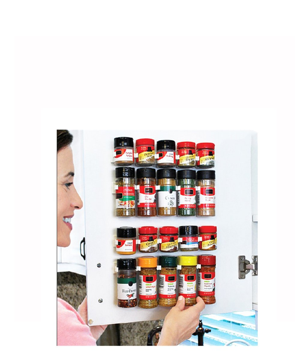 Stick Clip Cabinet Organizer-Mexten Product Is Of Very