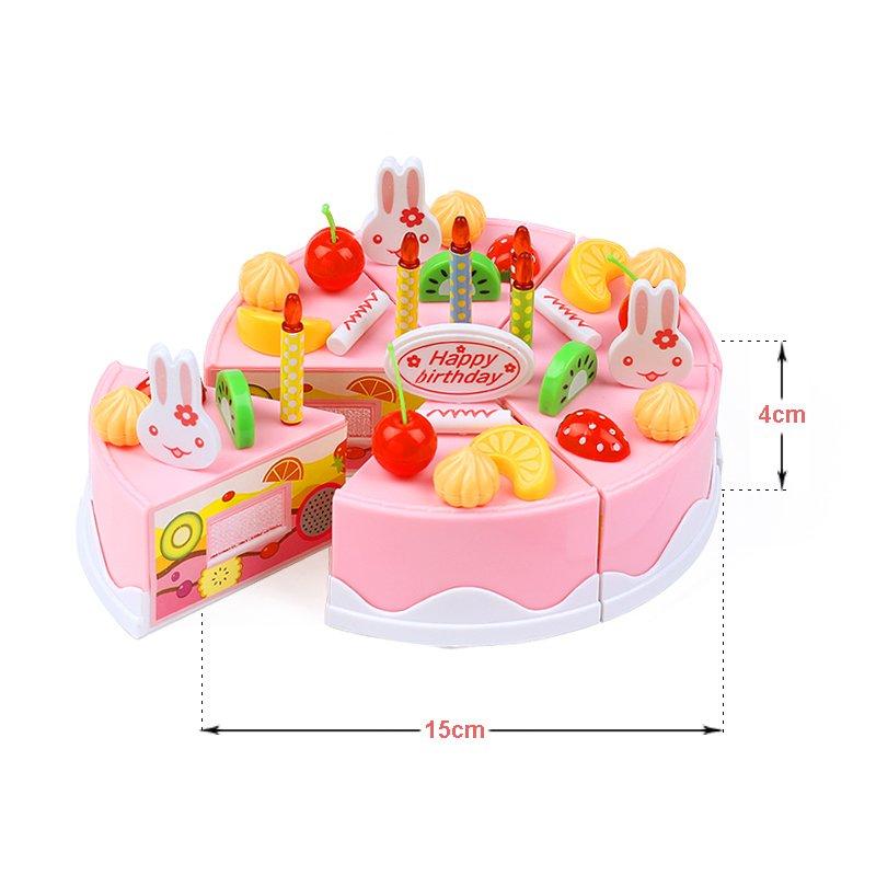 Birthday Cake Toy Set