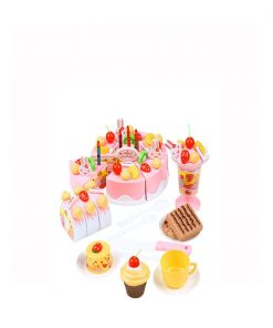 Birthday Cake Toy Set