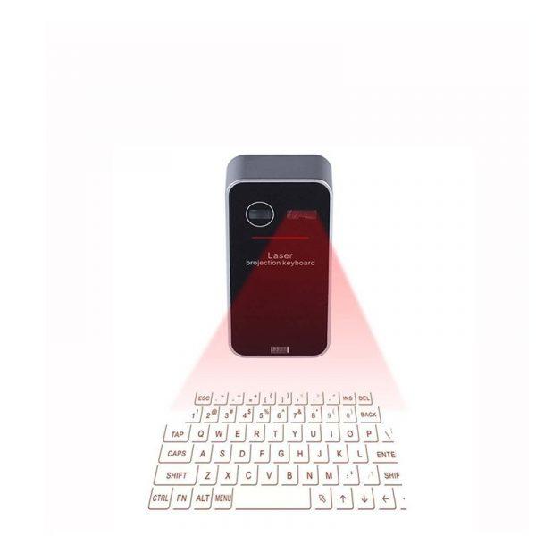 Bluetooth Laser Projection Keyboard