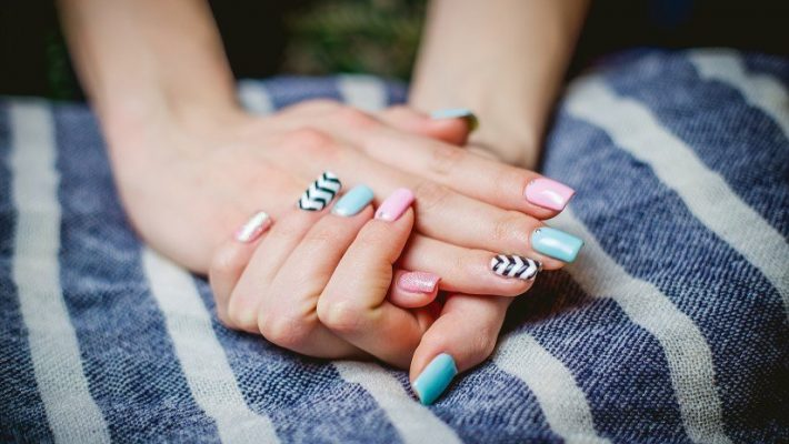 fashionable nails