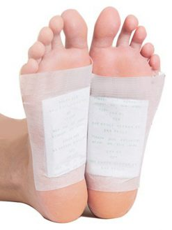 swelling ginger foot patch