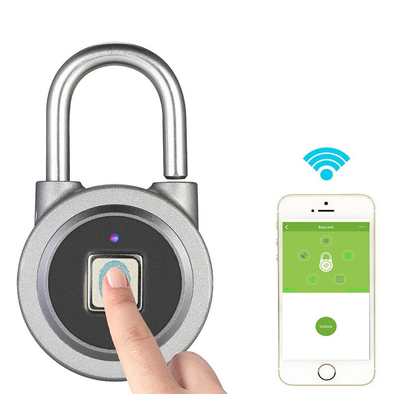 Buy Smart Fingerprint Lock Mexten Product Is Of High Quality