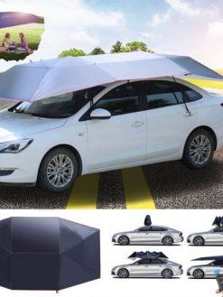 Portable Umbrella Car Roof Cover