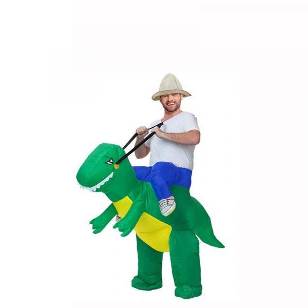 buy Inflatable Dinosaur Costume