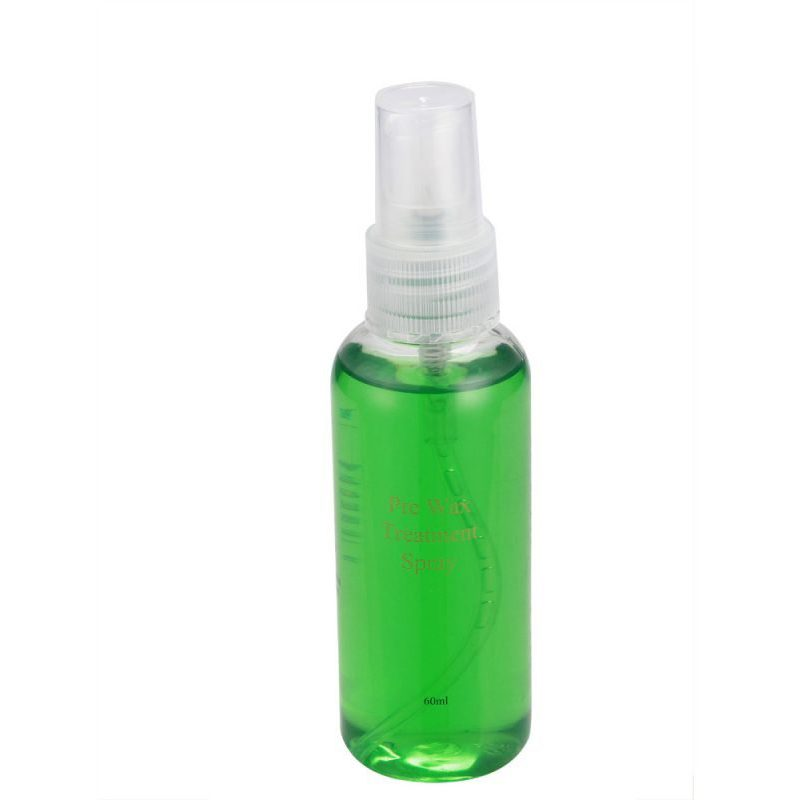 Pre Wax Treatment Spray for Smooth Body Hair Removal