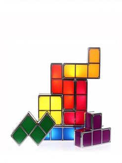 buy Tetris Block Creative Night Lamp